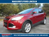 Ruby Red Tinted Clearcoat 2013 Ford Escape SEL AWD