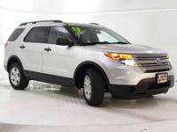 Check out this 2013 Ford Explorer Base. Its Automatic
