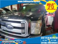 Tuxedo Black Metallic 2013 Ford F-250SD XLT Short Box