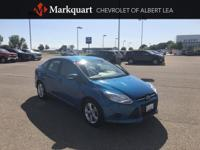 One-Owner Clean CARFAX. 2013 Ford Focus SE FWD 5-Speed