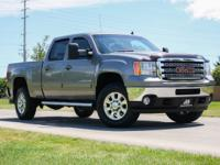2013 GMC Sierra 3500HD SLT Accident Free Carfax