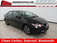 New Price! Clean CARFAX. Non-Smoker, Power