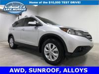 Check Out These Miles! Power Moon Roof, Alloy