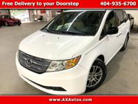 CLICK HERE TO WATCH LIVE VIDEO OF 2013 HONDA ODYSSEY!