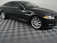 Delivers 24 Highway MPG and 16 City MPG! This Jaguar XJ