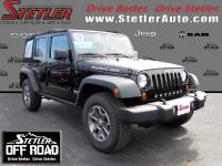 RUBICON......3.6L V6, 4WD......ALLOY WHEELS, HEATED