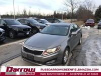 2013 Kia Optima LX Recent Arrival! Titanium Metallic
