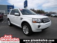 2013 LAND ROVER LR2 ...... LOCAL TRADE IN .......