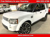 CLICK HERE TO WATCH LIVE VIDEO OF 2013 LAND ROVER LR4