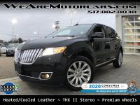 This Lincoln MKX has a powerful Gas V6 3.7L/213 engine