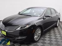 Tuxedo Black AWD sedan with a 6-Speed Automatic
