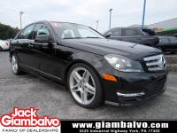 2012 MERCEDES-BENZ C 300 ...... LOCAL TRADE IN ......