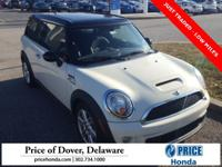 2013 MINI Cooper S Clubman Recent Arrival! Odometer is