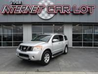 Check out this nice 2013 Nissan Armada SV 4WD! This SUV