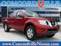 CARFAX One-Owner. Clean CARFAX. Red 2013 Nissan