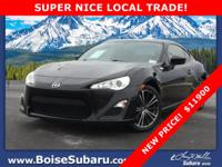 Priced below KBB Fair Purchase Price! Gray 2013 Scion