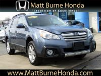 This Subaru Outback Limited is a fantastic find with