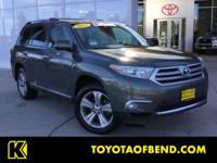 This 2013 Toyota Highlander Limited is proudly offered