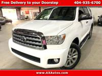 CLICK HERE TO WATCH LIVE VIDEO OF 2013 TOYOTA SEQUOIA