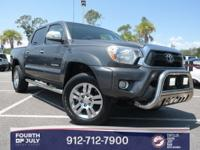 CERTIFIED BY CARFAX - NO ACCIDENTS, 4D Double Cab, 4.0L