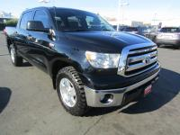 Take command of the road in the 2013 Toyota Tundra!