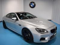 2014 BMW M6 Silverstone MetallicOriginal MSRP $124,925,