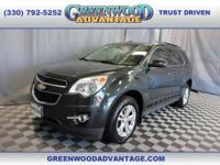 Ashen Gray Metallic 2014 Chevrolet Equinox LT 2LT 2LT
