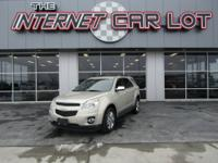 Check out this very nice 2014 Chevrolet Equinox LTZ!