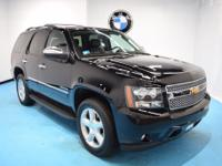 2014 Chevrolet Tahoe LTZ Black4WD, ebony Leather,