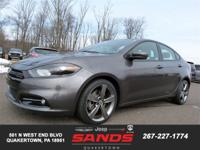 2014 Dodge Dart GT!!! CLEAN CARFAX, FACTORY WARRANTY