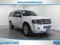 This outstanding example of a 2014 Ford Expedition