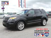 Look at this 2014 Ford Explorer Limited. Its Automatic