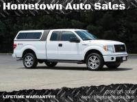 LIFETIME WARRANTY ON THIS SHARP 2014 FORD F150 SUPERCAB