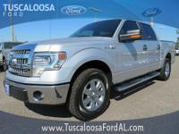 Tuscaloosa Ford is pleased to offer this Beautiful 2014