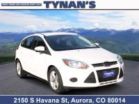 Meet our great looking 2014 Ford Focus SE Hatchback