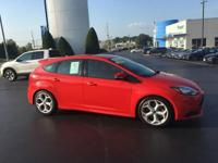 Priced below KBB Fair Purchase Price! 2014 Ford Focus