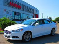We are excited to offer this 2014 Ford Fusion. CARFAX