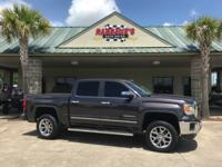 Check out this gently-used 2014 GMC Sierra 1500 Crew
