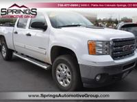 Less than 46k Miles... NEW LOW PRICE! 4 Wheel Drive...