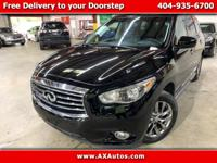 CLICK HERE TO WATCH LIVE VIDEO OF 2014 INFINITI QX60!