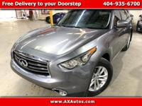 CLICK HERE TO WATCH LIVE VIDEO OF 2014 INFINITI QX70!