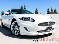 Just In-2014 Jaguar XK Coupe-On Consignment-Only 28K