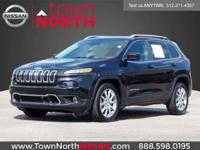We are excited to offer this 2014 Jeep Cherokee. How to