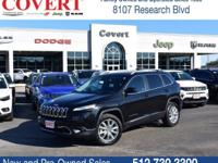 This Jeep Cherokee is conveniently located at Covert