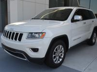 This 2014 Jeep Grand Cherokee has a 3.6L Engine and is