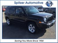 2014 Jeep Patriot Latitude Rugged Brown Pearlcoat 4X4,