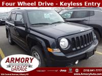 2014 JEEP PATRIOT SPORT 4X4 . ONE OWNER LOW MILES .