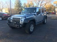 2014 JEEP WRANGLER SPORT UNLIMITED, POWER DOOR LOCKS