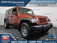 CARFAX One-Owner. Clean CARFAX.2014 Jeep Wrangler