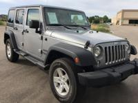 2014 Jeep Wrangler Unlimited Sport 5-Speed Automatic